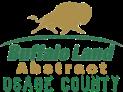 Buffalo Land Osage