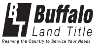 Buffalo Land Title
